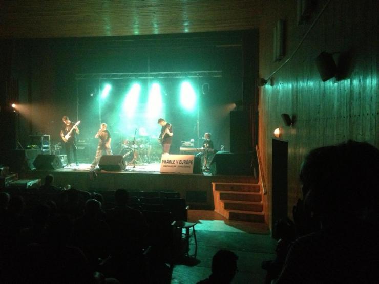 Concert des jeunes groupes