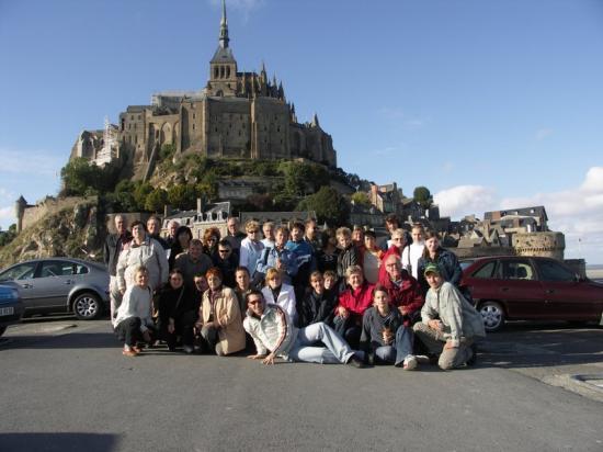 Première visite en France