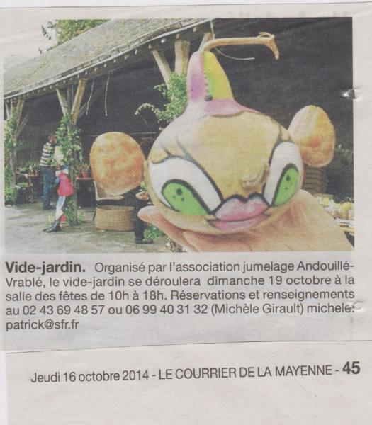 Art courrier 16 10 14